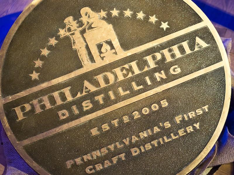 Philadelphia Distilling Grand Opening In Fishtown