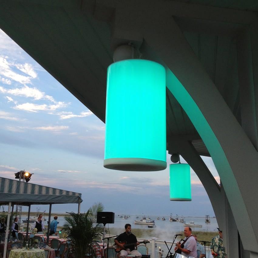 LED Event Cylinder