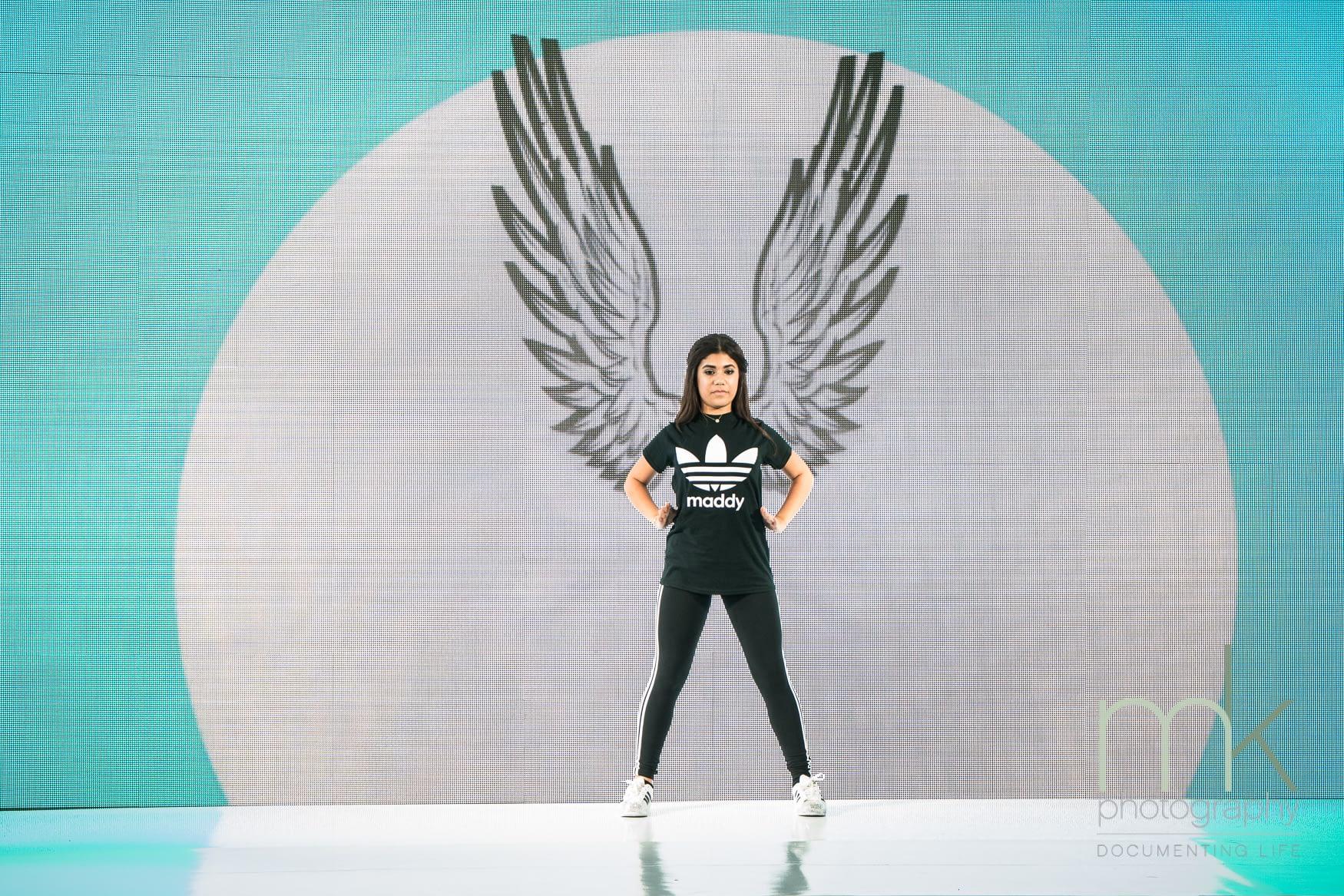 Maddy's Adidas-Themed Bat Mitzvah