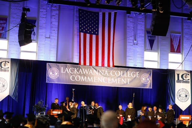 5.16.18 Lackawanna College Commencement Their Photos 20