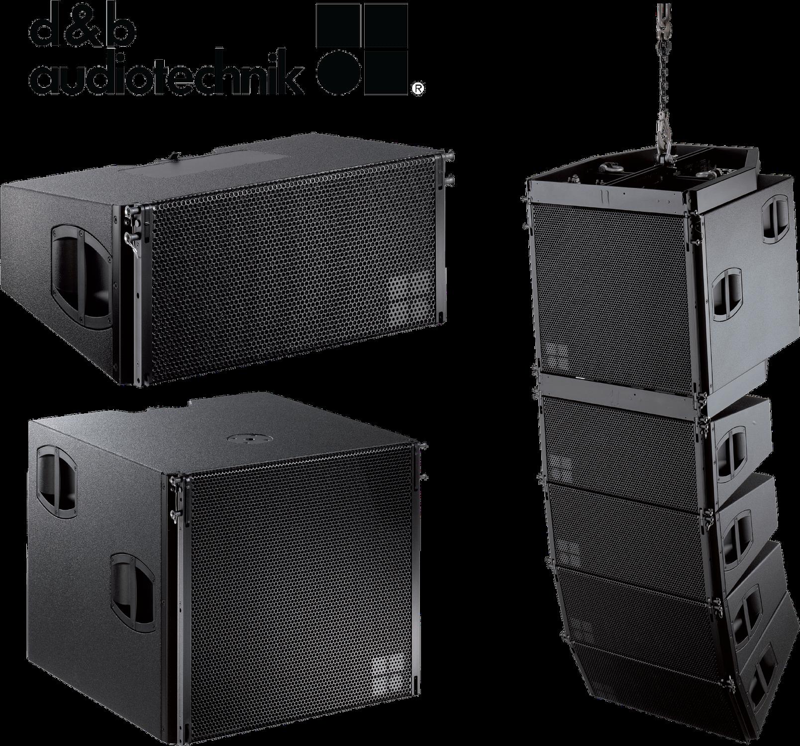 V-Series By D&B AudioTechnik